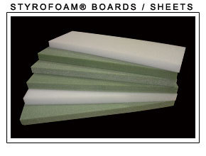 styrofoam brand foam craft products universal foam products On dow craft styrofoam foam sheets
