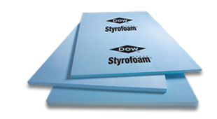 Dow Blue Board Insulation Sheets