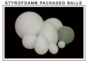 "Styrofoam Floral Hugger-6/""X4/"""