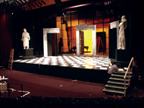 Stage Foam and Theater
