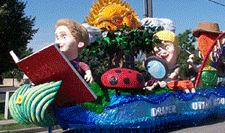 Parade float ideas for church, school or business
