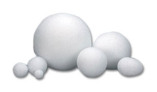 1 Inch Styrofoam Balls in Bulk at Wholesale Price