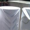 Styrofoam for a short film set