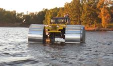 """4 Giant EPS Foam Wheels Measuring 72"""" in Diameter x 48"""""""