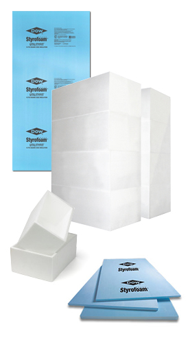 Styrofoam And Expanded Polystyrene