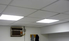 EPS Foam Ceiling Tiles