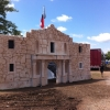 17 Foot Tall Replica of Alamo