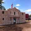 17 Foot Tall Replica of Alamo
