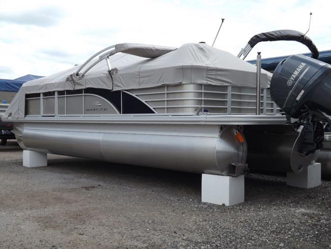 Foam_Support_Pontoon_Boat