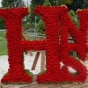 57 Inch Tall Foam Letters for Wedding