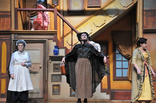 Mary Poppins Music Man And Cinderella Theatrical Sets