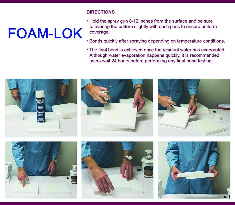AdhesivesFoamLok
