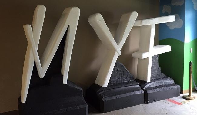 Sculptures universal foam products