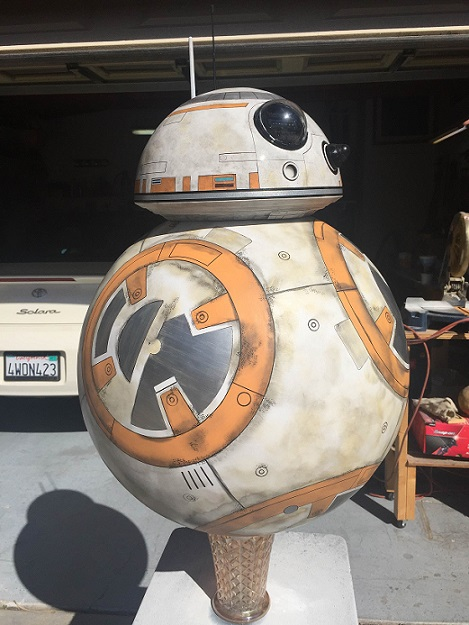Foam_Replica_Star_Wars Robot_BB8