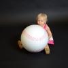 16 Inch Large EPS Foam Baseball