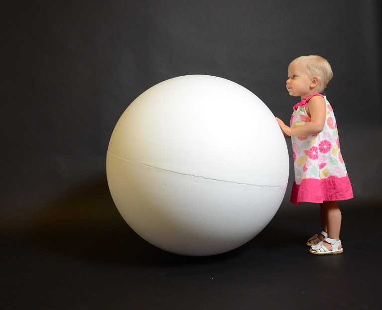 24 Inch Eps Foam Balls Universal Foam Products