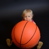Large EPS Foam Basketball
