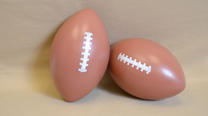 Large EPS Foam Football