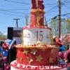 Giant Styrofoam Cake