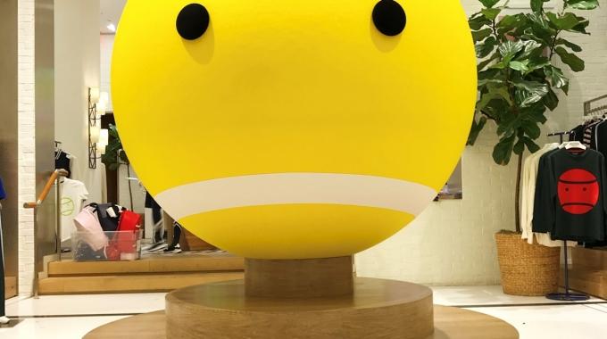 Giant 6 Foot Diameter Styrofoam Sphere