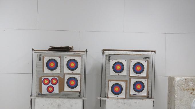 Economical Archery Backstop