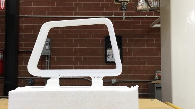 New Chair Prototype